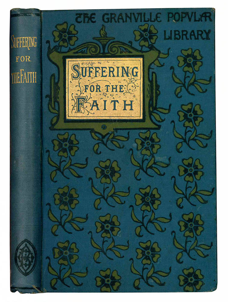 Suffering for the faith.