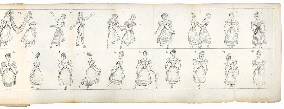Manuel complet de la danse, comprenant la théorie, la pratique et l'histoire de cet art depuis les temps les plus reculés jusqu'à nos jours ... trad. de l'anglais de M. Barton, sur l'édit. de 1830 par M. Paul Vergnaud.